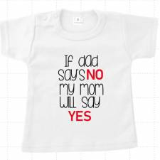 005-if Dad says NO my mom will say YES